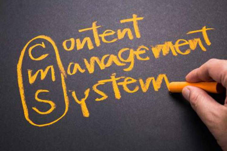 Content Management System written in chalk